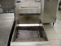 Fryer After Airways Cleaning